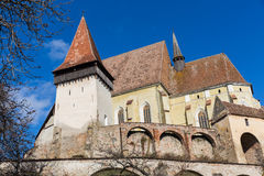 Biertan, la Transylvanie Photos libres de droits