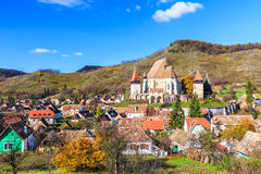 Biertan, Romania. Stock Photography