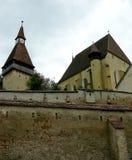 Biertan, Roumanie Images libres de droits