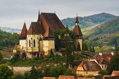 Biertan-Transylvania Stock Image