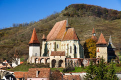 Biertan, Transylvania Royalty Free Stock Images