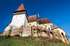 Biertan, Transylvania, Romania Stock Photos
