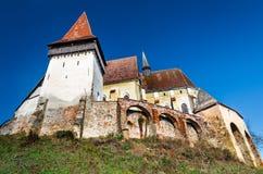 Biertan, Transylvania, Romania Stock Photos