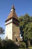 Biertan Wachturm Lizenzfreies Stockbild
