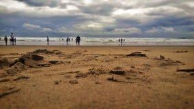 Bierze Mnie Z powrotem plaża fotografia royalty free