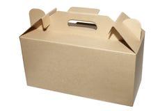 Bierze sposobu pudełko Zdjęcie Stock