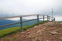 bieszczady βουνά Στοκ εικόνες με δικαίωμα ελεύθερης χρήσης