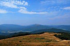 bieszczady горы стоковые фотографии rf