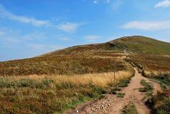 bieszczady горы стоковое фото rf