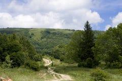 Bieszczady Mountains Stock Photo