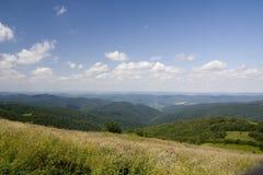 Bieszczady Mountains Royalty Free Stock Image