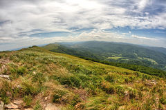 Bieszczady Mountains Royalty Free Stock Photography