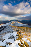 Bieszczady Mountains Stock Photos
