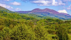 Bieszczady Mountains, Poland Stock Photos