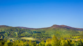 Bieszczady Mountains, Poland Stock Images