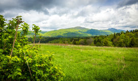 Bieszczady Mountains, Poland Royalty Free Stock Image