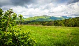 Bieszczady Mountains, Poland Royalty Free Stock Image