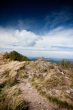 Bieszczady mountains in south east Poland Stock Photography