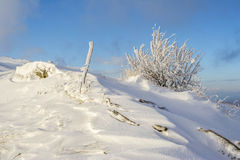 Bieszczady mountains, South Eastern Poland Stock Images