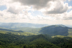 Bieszczady mountains Stock Image