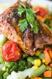 Bife, carne, jantar, almoço Imagem de Stock Royalty Free