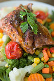 Bife, carne, jantar, almoço Imagens de Stock Royalty Free