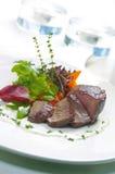 Bife da carne Imagem de Stock
