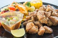 Bife da carne de porco Imagem de Stock Royalty Free