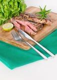 Bife de carne Imagens de Stock Royalty Free