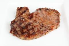 Bife de carne Imagens de Stock