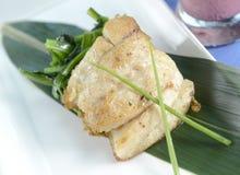 Bife de peixes Imagem de Stock Royalty Free