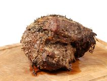 Bife do cordeiro Imagem de Stock Royalty Free