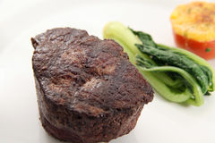 Bife do Tenderloin Foto de Stock