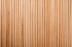Bifes de bambu Foto de Stock Royalty Free