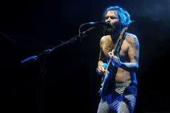 Biffy Clyro Fotografia de Stock Royalty Free