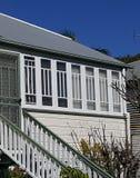 Bifogad veranda på Queenslander Royaltyfria Foton