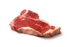 Bifteck à l'os Images libres de droits