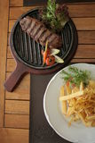 Bifteck argentin Images stock