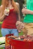 Bifteck délicieux de gril Photographie stock libre de droits