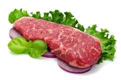 Bifteck d'échine de bande Image stock