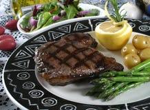Bifteck d'élans Photographie stock