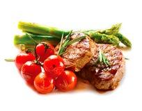 Bifteck de BBQ photographie stock libre de droits