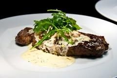 Bifteck de boeuf 1 Photographie stock libre de droits