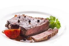 Bifteck de boeuf Photographie stock