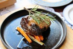 Bifteck de boeuf Image libre de droits