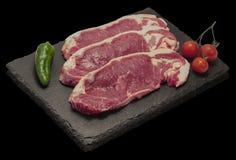 Bifteck de boeuf Photo libre de droits