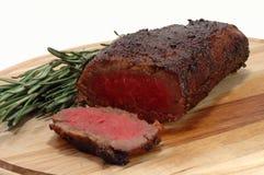 Bifteck de boeuf grillé Photo libre de droits