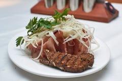 Bifteck de palamidi Photo libre de droits