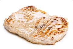 Bifteck de porc Photos libres de droits