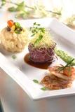 Bifteck grillé Images stock